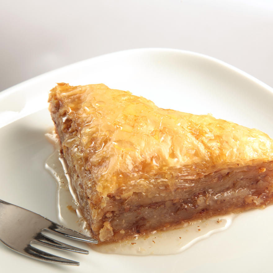 Quick Crescent Baklava - Barkman Honey